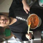 タコのトマトソース煮